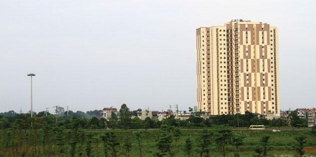 Giá bất động sản Hà Nội và TP.HCM nhúc nhích tăng trở lại