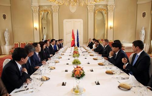 Slovakia khẳng định sẽ thúc đẩy quan hệ hợp tác EU-Việt Nam - ảnh 2