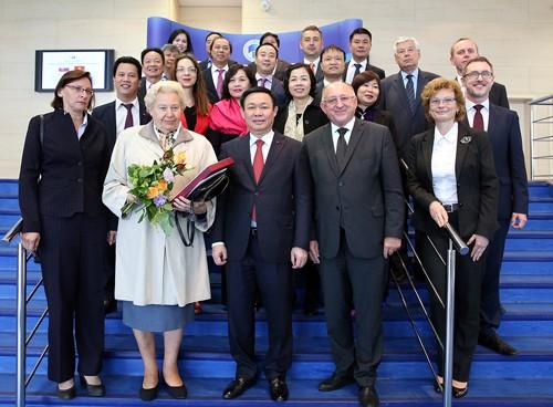 Slovakia khẳng định sẽ thúc đẩy quan hệ hợp tác EU-Việt Nam - ảnh 3