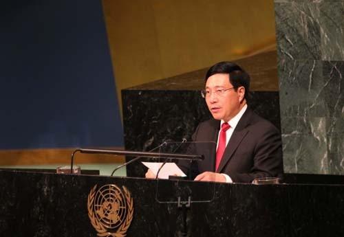 Việt Nam ký Hiệp ước Cấm vũ khí hạt nhân - ảnh 1