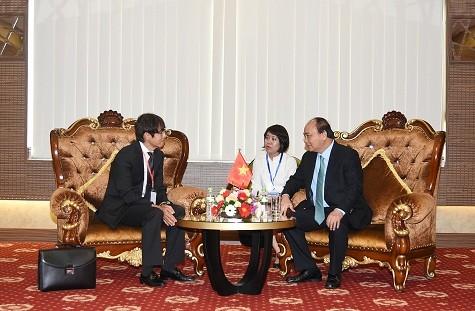 Thủ tướng tiếp các Đại sứ dự Hội nghị phát triển bền vững ĐBSCL - ảnh 2