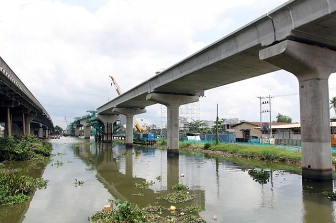 Dự án metro Bến Thành - Suối Tiên có tổng vốn 2,49 tỷ USD.