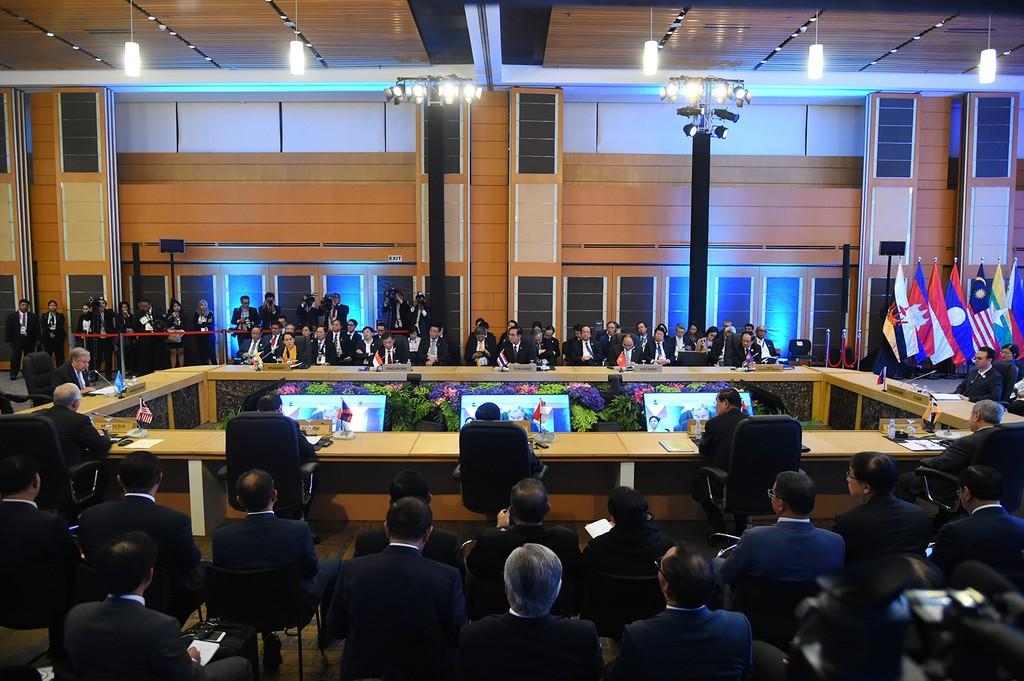 Thủ tướng dự Hội nghị Cấp cao ASEAN – Liên Hợp Quốc - ảnh 1
