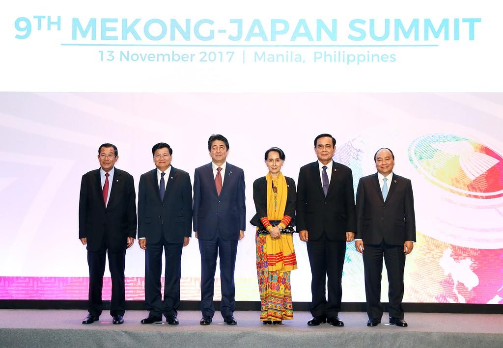 Thủ tướng: Hợp tác Mekong-Nhật Bản mang lại lợi ích thiết thực cho người dân - ảnh 1
