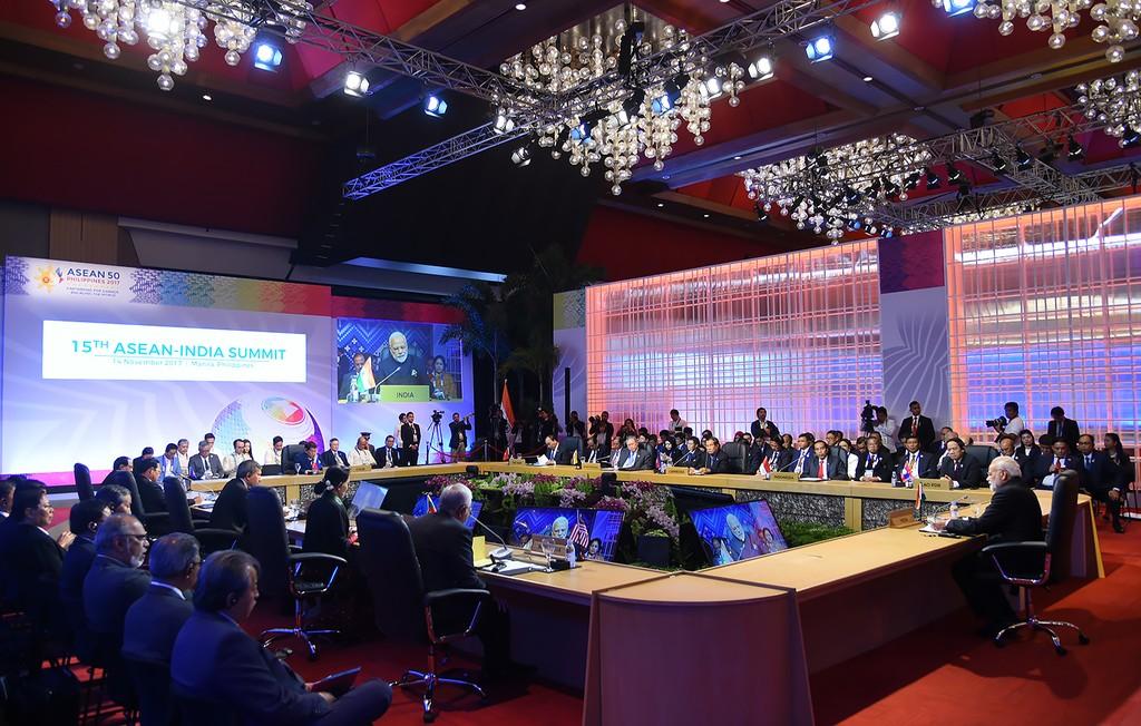 Thủ tướng dự các hoạt động bế mạc ASEAN-31 - ảnh 1