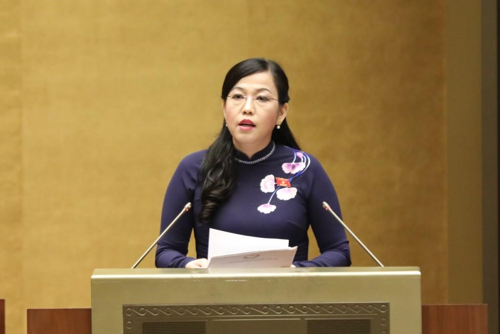 TOÀN CẢNH: Bộ trưởng Bộ Tài chính Đinh Tiến Dũng trả lời chất vấn - ảnh 3