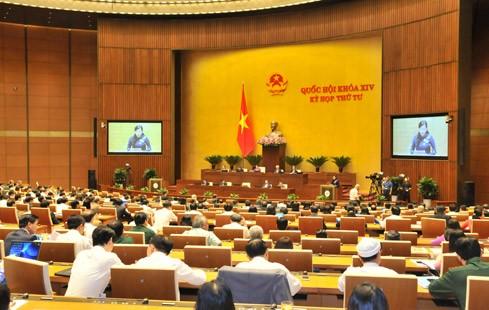 TOÀN CẢNH: Bộ trưởng Bộ Tài chính Đinh Tiến Dũng trả lời chất vấn - ảnh 4