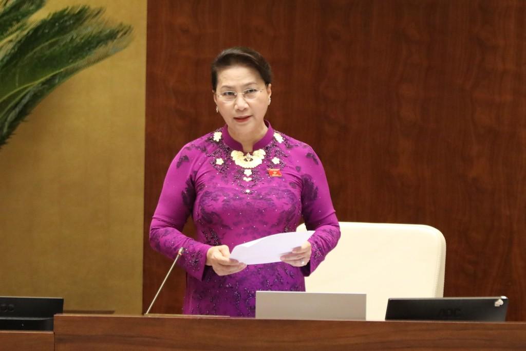 TOÀN CẢNH: Bộ trưởng Bộ Tài chính Đinh Tiến Dũng trả lời chất vấn - ảnh 5