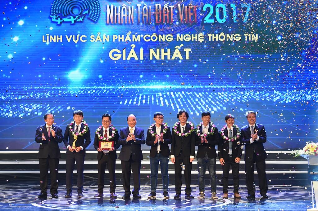 Thủ tướng gửi lời kêu gọi đến các tài năng Việt Nam - ảnh 1