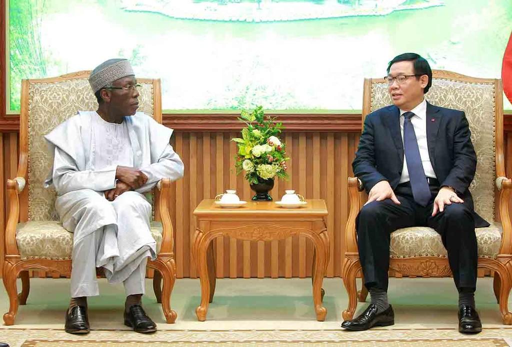 Khuyến khích hợp tác nông nghiệp với Nigeria - ảnh 1