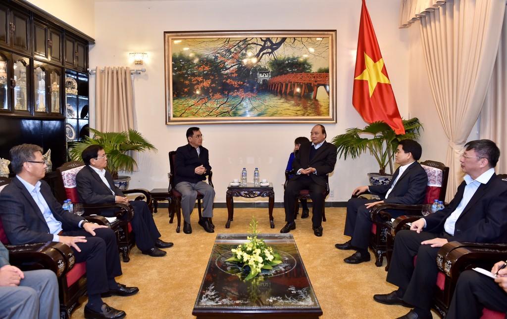 Thủ tướng: Việt Nam luôn ủng hộ Lào phát triển - ảnh 2