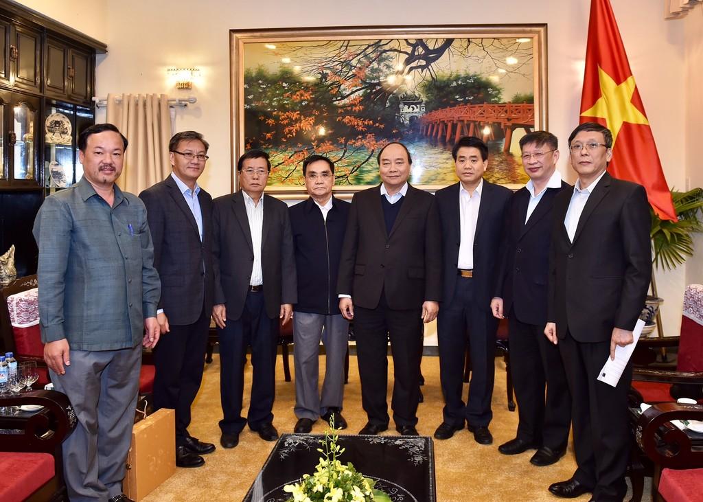 Thủ tướng: Việt Nam luôn ủng hộ Lào phát triển - ảnh 3