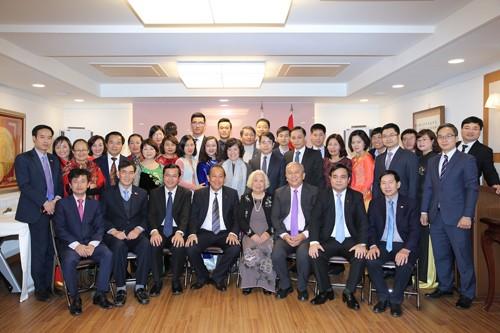 Phó Thủ tướng thăm Uỷ ban Chống tham nhũng và Quyền công dân Hàn Quốc - ảnh 2