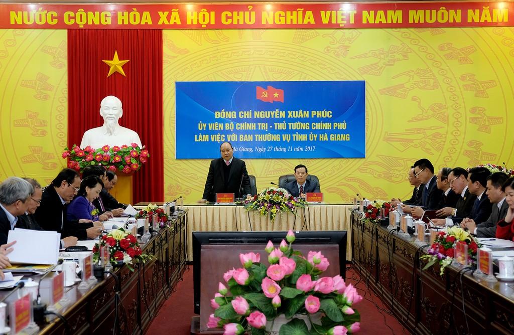 Thủ tướng: Từ chủ trương đến hiện thực cần quyết tâm bền bỉ - ảnh 2