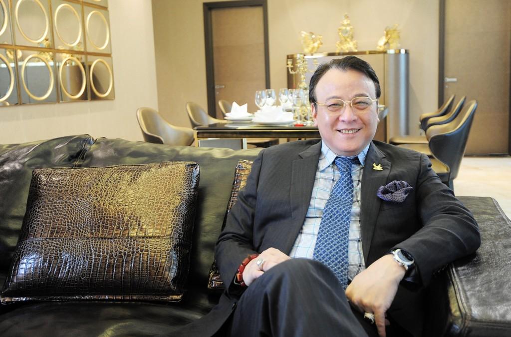 Ông Đỗ Anh Dũng – Chủ tịch, Tổng Giám đốc Tập đoàn Tân Hoàng Minh