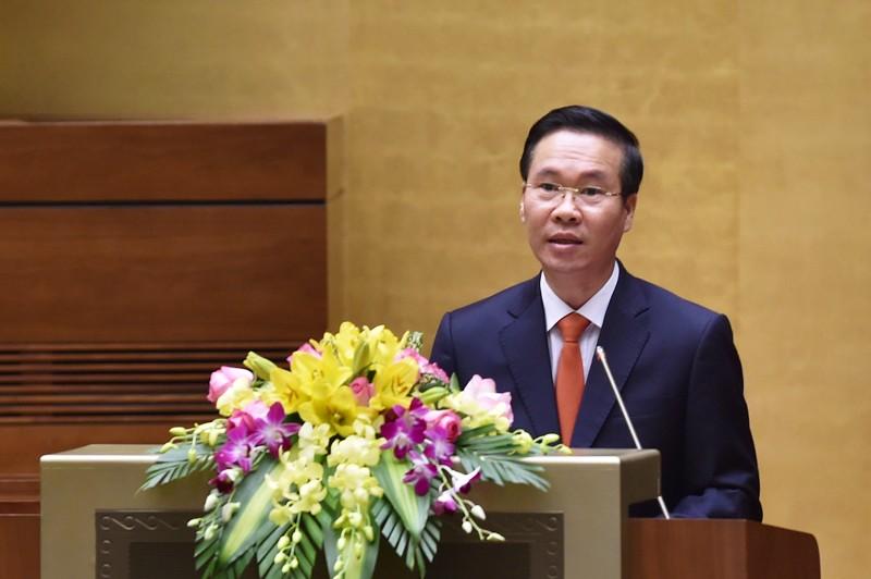 Hội nghị toàn quốc quán triệt Nghị quyết Trung ương 6 - ảnh 1
