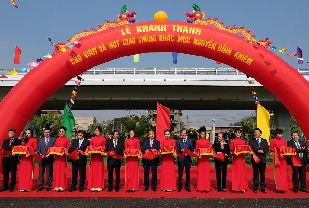 Thủ tướng dự lễ khánh thành 2 dự án lớn tại Hải Phòng - ảnh 2
