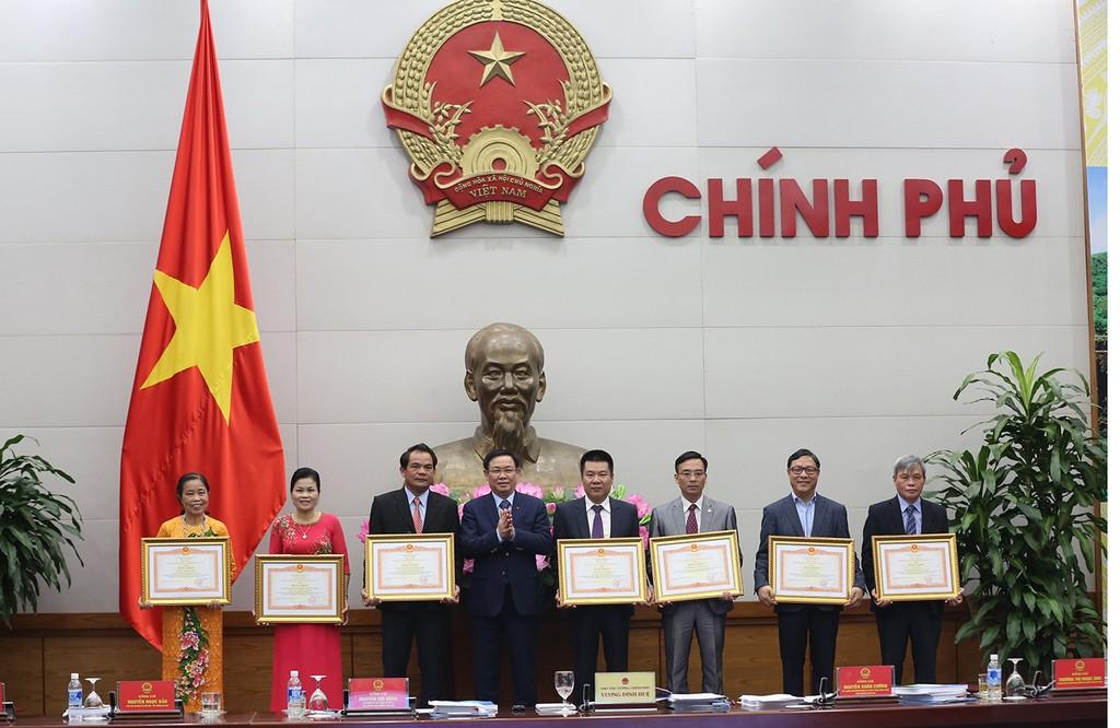 Phó Thủ tướng: Hoàn thiện chính sách để phát triển HTX - ảnh 1