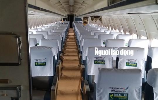 Xử lý máy bay Boeing bị bỏ ở Nội Bài: 1 tiền gà, 3 tiền thóc - ảnh 1