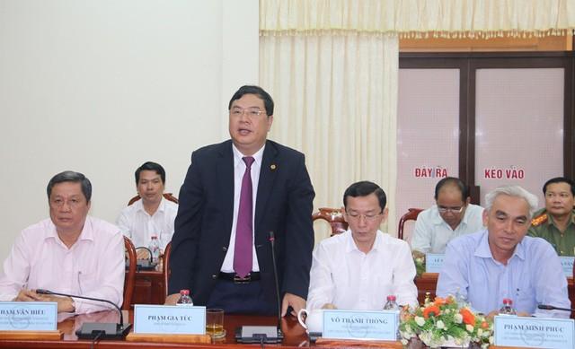 Phó Bí thư Cần Thơ làm Phó Trưởng Ban Nội chính Trung ương - ảnh 1