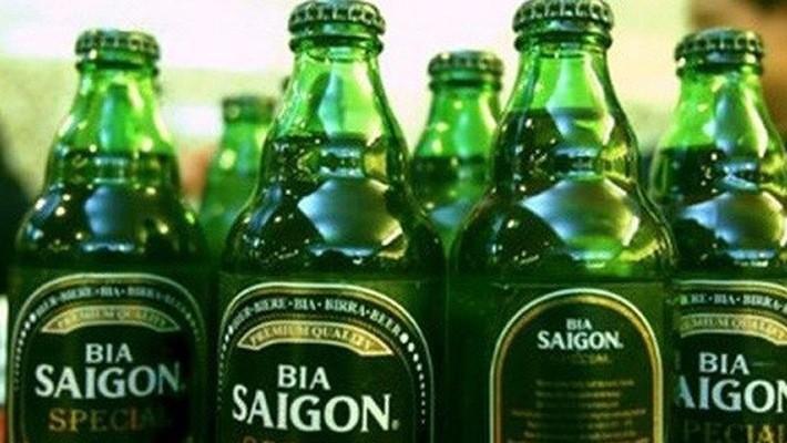 Bia Sài Gòn đang nắm 41% thị trường bia Việt Nam.
