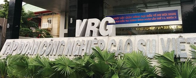 Thúc xử lý nhiều sai phạm tại Tập đoàn Cao su Việt Nam