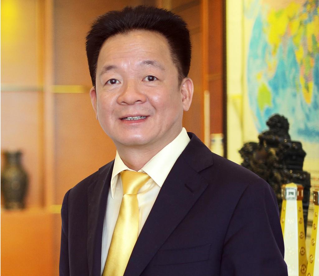 Ông Đỗ Quang Hiển – Chủ tịch Hội đồng quản trị Ngân hàng Sài Gòn – Hà Nội