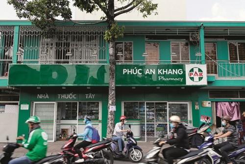 Chuỗi nhà thuốc Phúc An Khang vừa thông báo giải thể vào chiều 20/12.