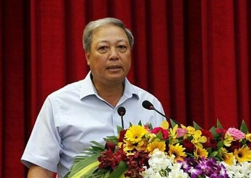 Ông Phan Đình Đức bị đình chỉ công tác để phục vụ quá trình điều tra. Ảnh: Vneconomy