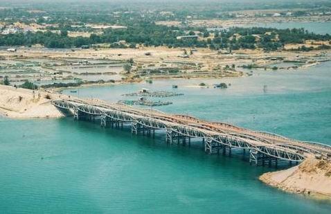 Cầu Long Hồ hiện nay