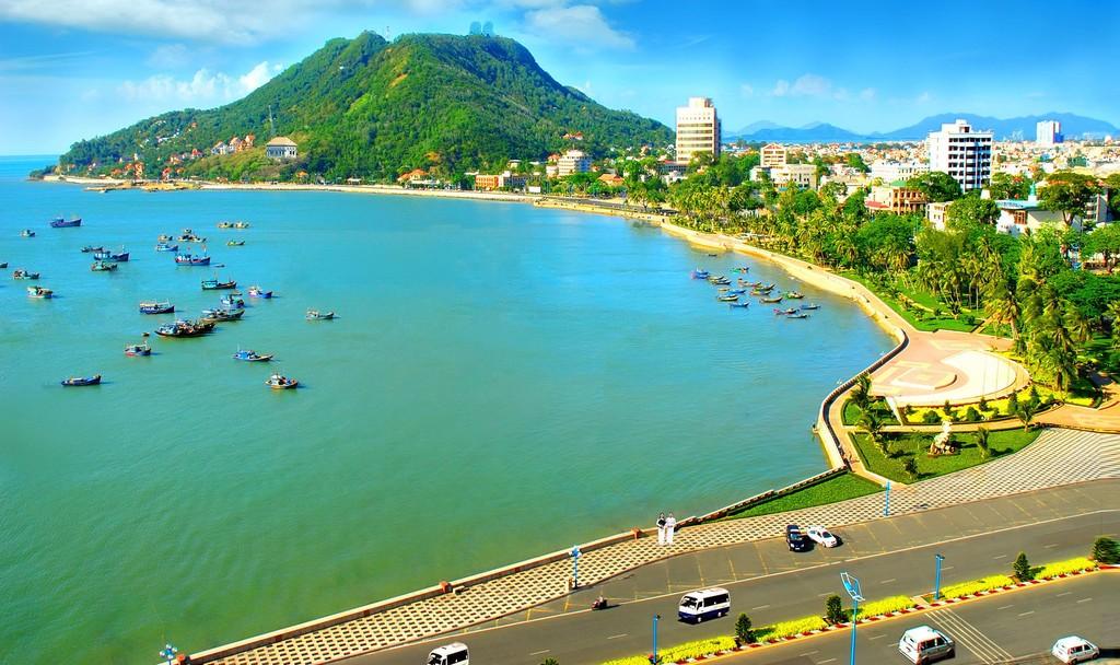 Thành phố Vũng Tàu là miền đất quả vàng để phát triển bất động sản nghỉ dưỡng.