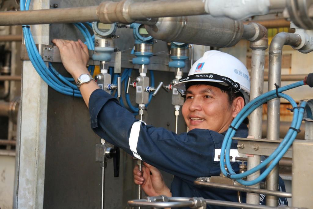 Bảo dưỡng nhà máy và cung ứng Đạm Phú Mỹ