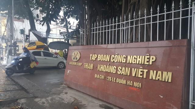 Tập đoàn Than-Khoáng sản Việt Nam (Ảnh: T.K)