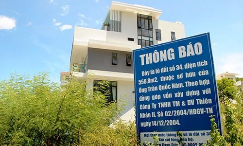 Giám đốc công ty bất động sản ở Nha Trang bị truy nã