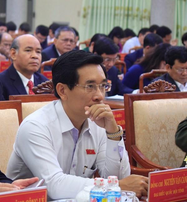 """Việc bổ nhiệm """"thần tốc"""" ông Nguyễn Văn Cảnh ở Bình Định từng gây xôn xao dư luận năm 2017."""