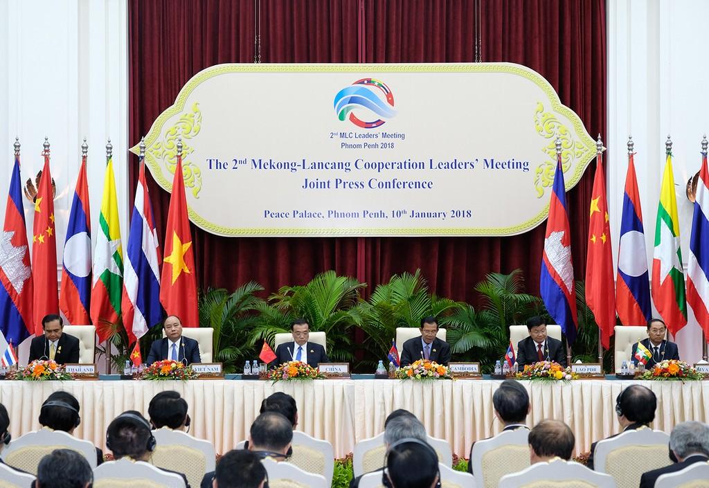 Thủ tướng đề nghị xây dựng quy chế vận hành liên hồ chứa trên dòng Lan Thương-Mekong - ảnh 4