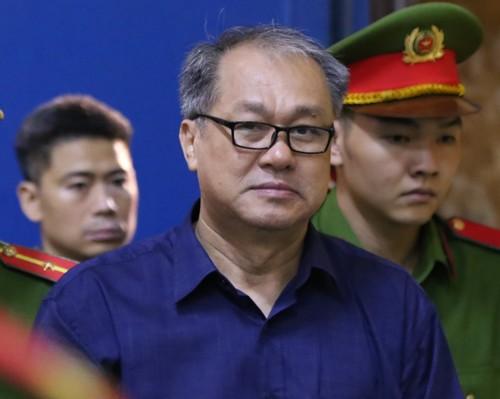 Ông Trần Bắc Hà không đến toà vì điều trị ung thư tại Singapore - ảnh 1