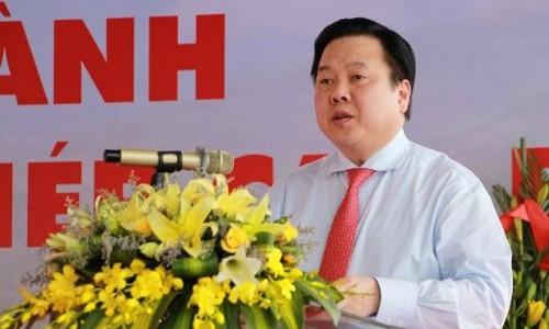 Ông Nguyễn Hoàng Anh - cựu Bí thư tỉnh uỷ Cao Bằng sẽ làm Chủ tịch Uỷ ban quản lý vốn Nhà nước tại doanh nghiệp sắp được thành lập.