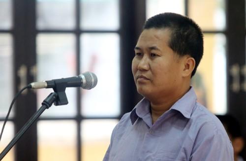 Cựu đại úy biên phòng khai thác gỗ ở Lào nhưng 'nhầm rừng Việt Nam' - ảnh 1