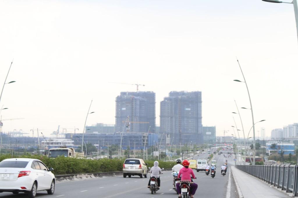 Dòng vốn FDI bắt đầu chảy mạnh vào bất động sản tại Việt Nam.