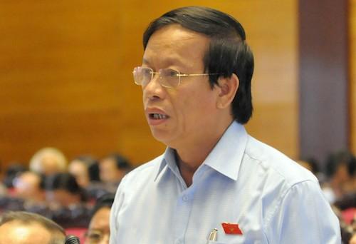 Hàng loạt cựu lãnh đạo bị cách chức trong hai năm - ảnh 3
