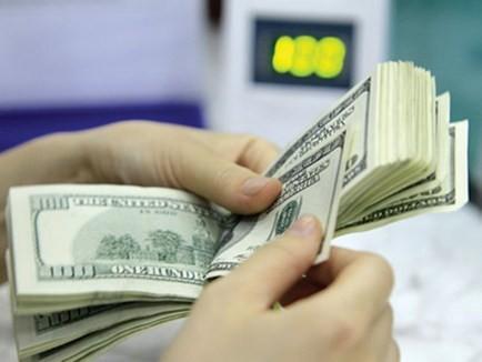 Gần đây nhất, ngày 6/2, Ngân hàng Nhà nước đã mua thêm 500 triệu USD, nâng mức dự trữ ngoại hối quốc gia tăng vọt lên trên 57 tỷ USD.