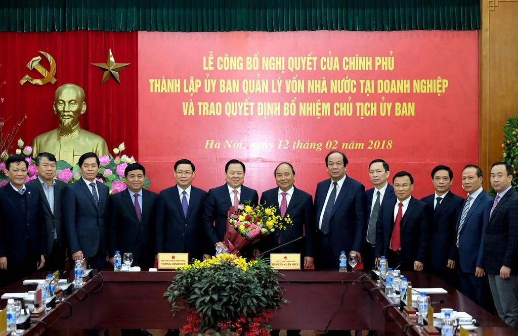 Thủ tướng giao nhiệm vụ cho Chủ tịch Ủy ban Quản lý vốn Nhà nước tại doanh nghiệp - ảnh 3