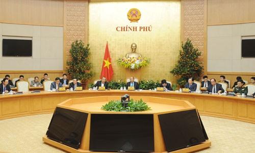 Thủ tướng yêu cầu bắt tay triển khai ngay các nhiệm vụ cụ thể - ảnh 1