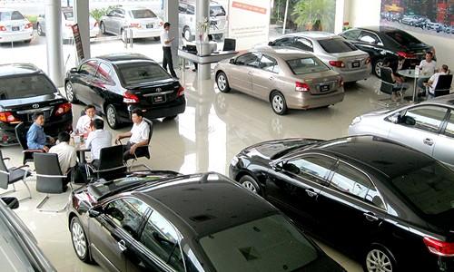 Xe nhập khẩu chưa thể sớm về Việt Nam là cơ hội cho xe lắp ráp trong nước.