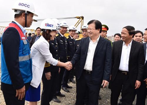 Chính phủ mong sớm có ô tô thương hiệu Việt cạnh tranh sòng phẳng với xe nhập khẩu - ảnh 3