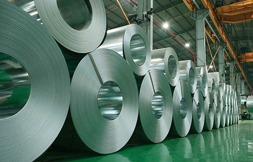 Thép Việt chịu áp lực nếu Mỹ tăng thuế nhập khẩu.