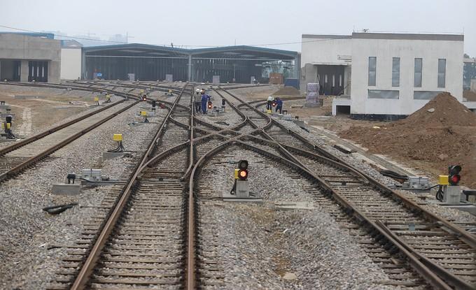 Đường sắt Cát Linh - Hà Đông gặp khó ở các hạng mục thi công cuối - ảnh 10