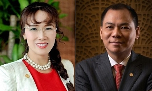 Forbes: Việt Nam có 4 tỷ phú - ảnh 1