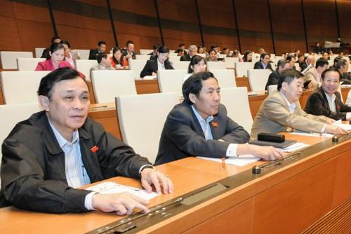 Lấy phiếu tín nhiệm ở Quốc hội được đề xuất tiến hành sớm - ảnh 2